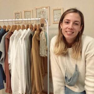 Mili Martínez, la emprendedora detrás del mostrador de Mandioca