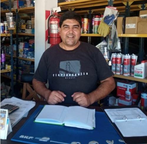 Entrevista a Víctor Pérez, su pasión por la música y es el responsable de la firma Rodavic